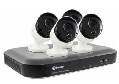 Swann DVR8-4575 8Channel Security System