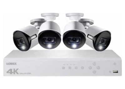 Lorex L19WD804321 8 Channel Security System